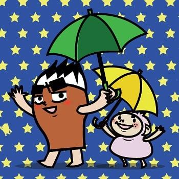 梅雨ですので!